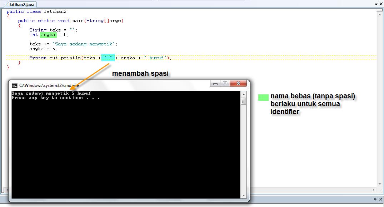 Mengenal fungsi String, int, double, dan char pada Java – Antony ...