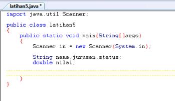 Mengenal fungsi logika pada Java – Antony Budianto Blog